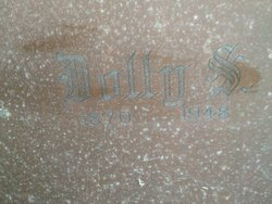 "Adelia S. ""Dolly"" <I>Stelling</I> Munroe"