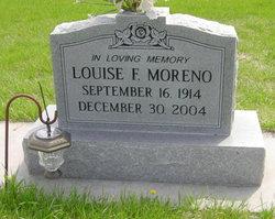 Louise F. <I>Ramirez</I> Moreno