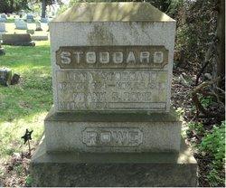 Lena <I>Stoddard</I> Rowe