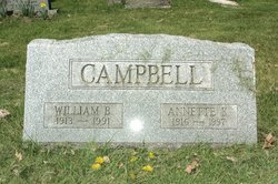 "William Benzley ""Bill"" Campbell Jr."