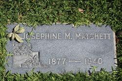 Josephine M Matchett