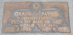 Orrin Joseph Payne