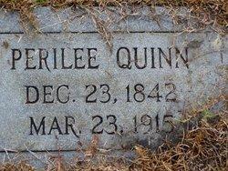 """Olive Perilee """"Perilee"""" <I>Waggoner</I> Quinn"""