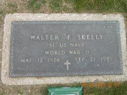 Walter F Skelly
