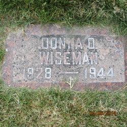 Donna Dorene Wiseman