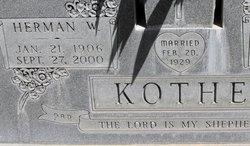 Herman Willie Kothe