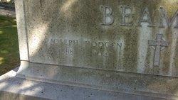 Joseph Hodgen Beamer