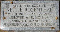 Nettie Rosenthal