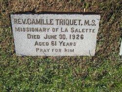 Rev Camille Triquet