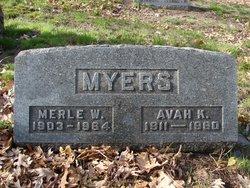 Avah Myers