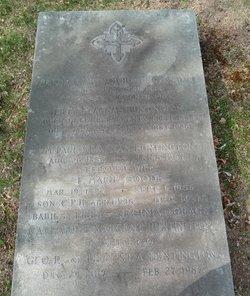 Rev George P. Huntington
