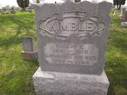 Robert E Kimble