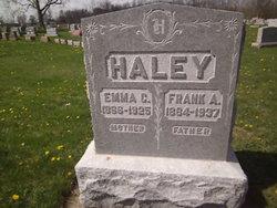 Frank A Haley