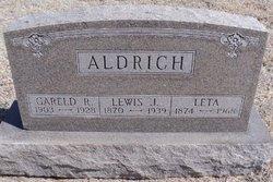 Gareld R. Aldrich