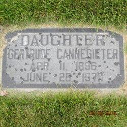 Gertrude Cannegieter