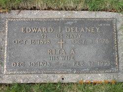 Edward J Delaney