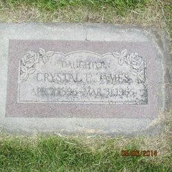 Crystal James