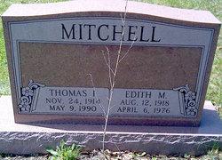 Edith Marcella <I>Kunselman</I> Mitchell