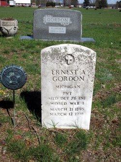 Ernest Gordon