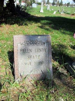 Helen <I>Sharp</I> Lundy