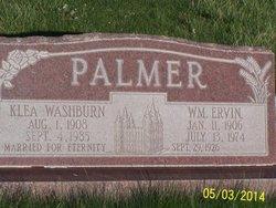 William Ervin Palmer