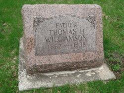 Thomas H Williamson