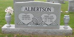 Doris Lee <I>Cartwright</I> Albertson