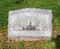 Thomas Gilbert Dowell, Sr