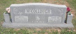 Erbie Mae <I>Villines</I> McCollough