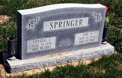 Crystal Irene <I>Baker</I> Springer