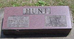 Edward M Hunt