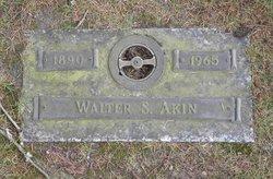 Walter S Akin