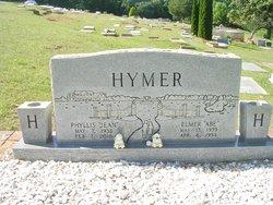 """Elmer Delane """"Abe"""" Hymer"""