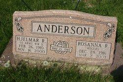 Rosanna R <I>Rogers</I> Anderson