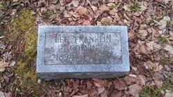 Lee Franklin Colvin