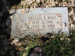Phyllis E Wall