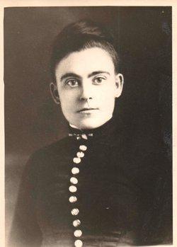 Josephine E <I>Poulson</I> Peatfield