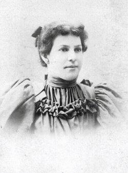 "Rosa Elizabeth ""Rosa Bell"" <I>Ludington</I> Clark"