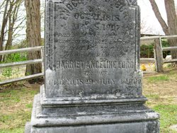 Harriet Angeline <I>Lord</I> Burr