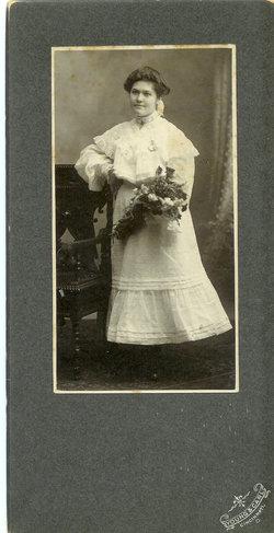 Mary Frances <I>Oyler</I> Lux