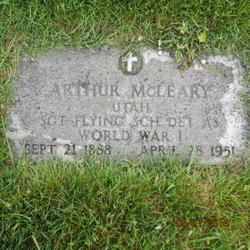 Arthur McCleary