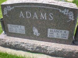 Ralph E. Adams