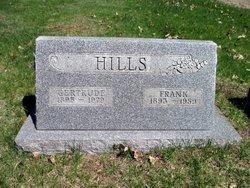 Ethel Gertrude <I>Gillespie</I> Hills