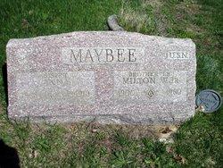 Milton Wellington Maybee, Jr