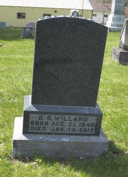 Benjamin B Willard