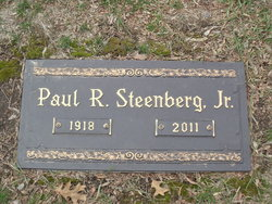Paul R Steenberg, Jr