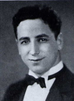 LTJG Benjamin Richard Bronstein