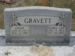 Flora Lee <I>Henson</I> Gravett