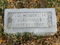 Asa McGuire Cleavinger, Jr
