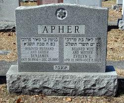 Evelyn L. <I>Bever</I> Apher